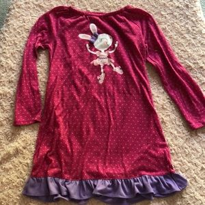 ❗️3/$15❗️JUMPING BEANS  long sleeved nightgown